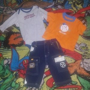 Other - 3 piece lot SIZE 0-3 months